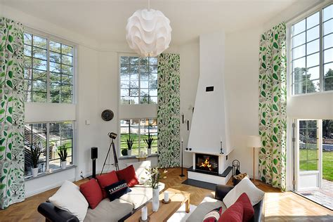Modern Living Room Drapes : 20 Different Living Room Window Treatments