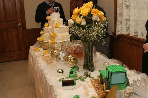 50th wedding anniversary cake table 50th wedding anniversary cakes