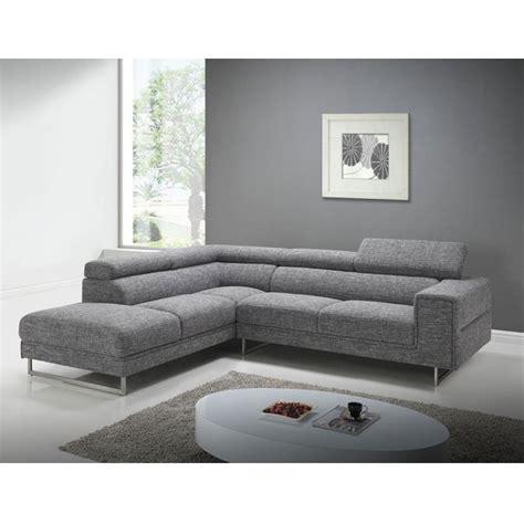 cuir center canapé d angle achat canapé angle tissu
