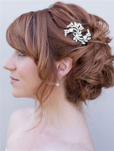 Updo Hairstyles by 15 Stunning Updo Wedding Hairstyles Weddbook