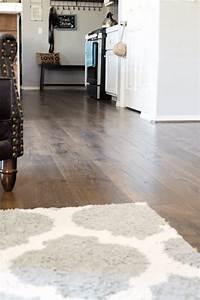 White Rustic Distressed Laminate Flooring