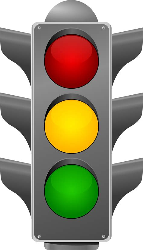 traffic signal lights clipart  educacao
