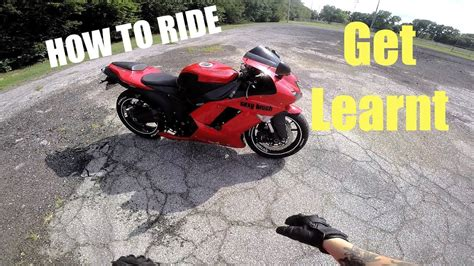 How To Ride A Motorcycle Step By Step For Beginners