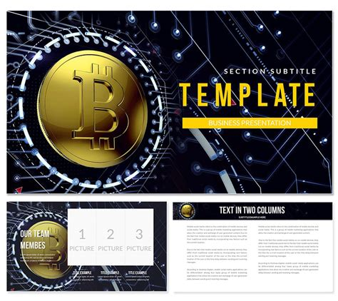 Coin mama has operated in the industry since 2013. Bitcoin Trading Platform PowerPoint Templates   ImagineLayout.com