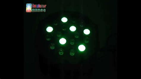 led stage light price selling cheap led par light led 18pcs 1w wholesale
