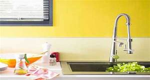 decoration peinture cuisine couleur kirafes With couleur de meuble tendance 3 peinture les couleurs tendance e6 vues par 1825