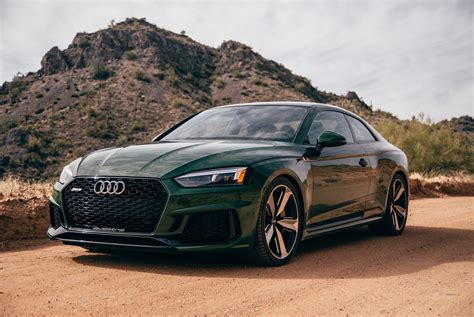 Review: First Drive Of The 2018 Audi Rs5 • Gear Patrol