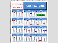 kalendar kuda 2018 2017 Calendar printable for Free