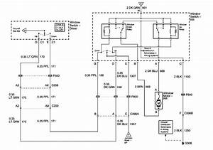 2000 Escalade Window Wiring Diagram