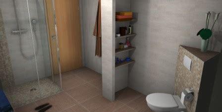 was ist eine schamwand kleines badezimmer mit stauraum und ablagen fliesen fieber