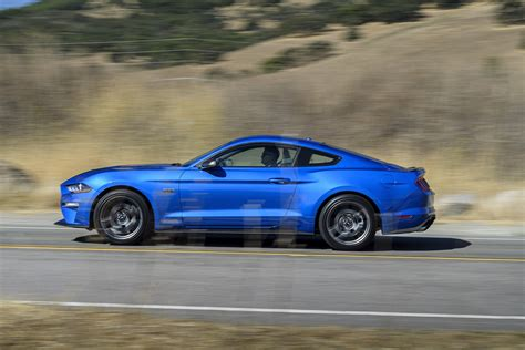 We built a car for a segment that didn't even exist. 2020 Ford Mustang 2.3 High Performance Package challenges ...