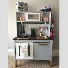 Diy Hack Ikea Duktig Kitchen Set  Mrshappygilmore Blog