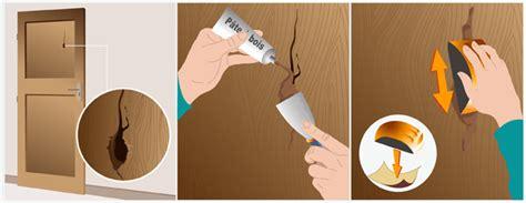 reparer un trou dans une porte r 233 parer un trou dans une porte porte