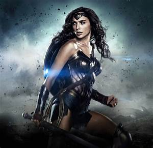 Wonder Woman (Gal Gadot) Batman v Superman by sachso74 on ...