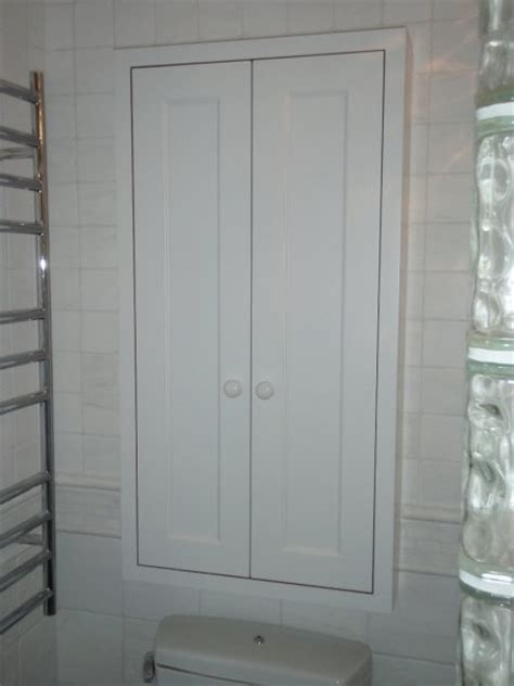 bathroom cabinet recessed in wall how do you secure the beams in the wall doing recessed