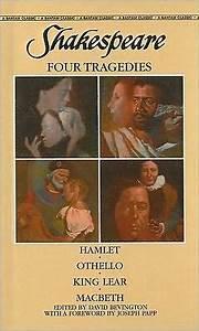 Four Tragedies: Hamlet, Othello, King Lear, Macbeth   Jet.com