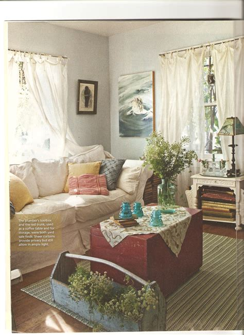 cottage livingroom country cottage style living rooms artist hanson s