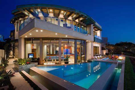 contemporary luxury home ritz cove dana point california