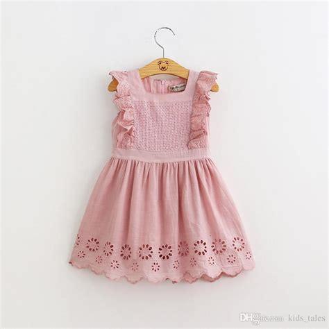 summer baby girls birthday party dress toddler