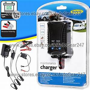 Charger Batterie Moto Avec Chargeur Voiture : new rcb75 6 12v car bike maintenance battery charger with reverse polarity ebay ~ Medecine-chirurgie-esthetiques.com Avis de Voitures