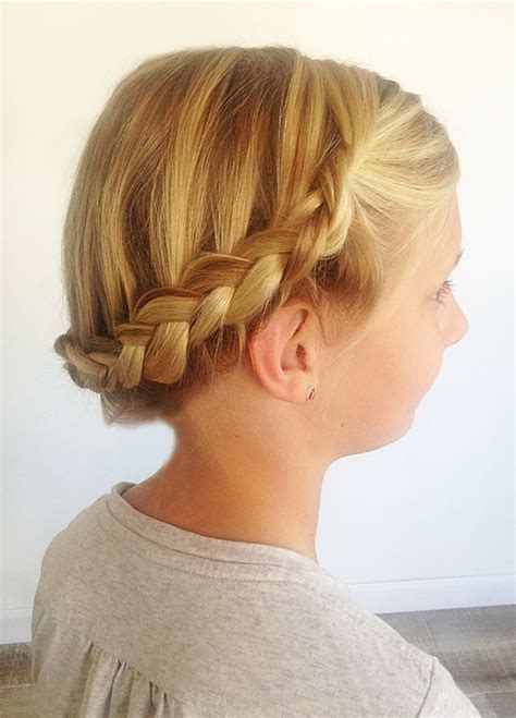 Easy Braiding for Moms: The Crown Braid 20 Must Follow