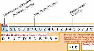 Iban Berechnen Deutsche Bank : deutsche bank sepa ~ Themetempest.com Abrechnung
