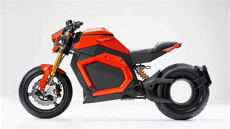 Hubless Verge TS Electric Motorcycle Is Here to Finnish ...