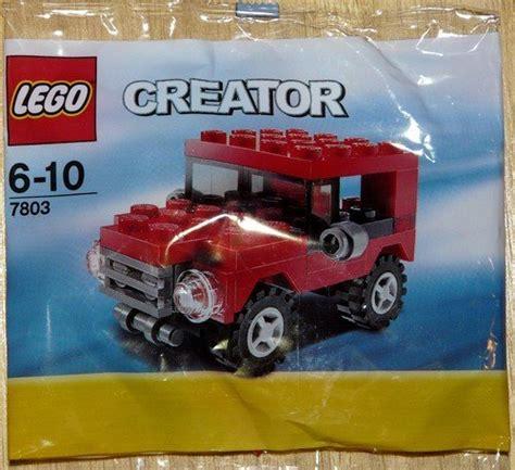 Lego Creator Set 4838 Mini Vehicles Price Compare