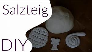 Salzteig Selber Machen : diy salzteig selber machen do it yourself selber machen kids craft youtube ~ Udekor.club Haus und Dekorationen