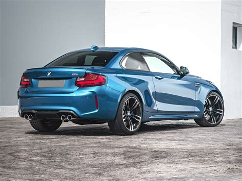 2017 bmw m2 price photos reviews features