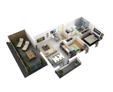 25 More 2 Bedroom 3d Floor Plans by 25 More 2 Bedroom 3d Floor Plans Home Plane Bedroom