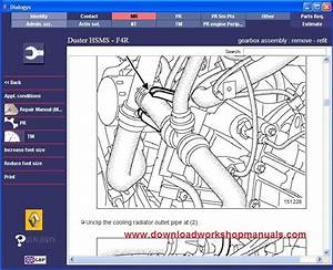 Renault Dialogys Workshop Repair Manual