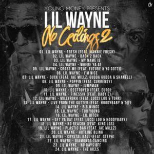 No Ceilings Lil Wayne Datpiff by Lil Wayne No Ceilings 2 Mixtape