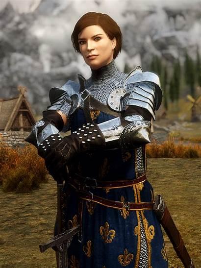 Knight Medieval Armor Skyrim Mods