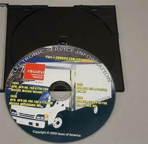 1996 F Series Service Manual Cd