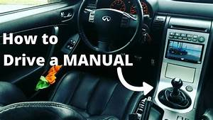 Infiniti G35    Nissan 350z - How To Drive A Manual