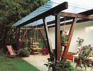 Toit Pergola Bois : toit pergola lesoperasdebacchus ~ Dode.kayakingforconservation.com Idées de Décoration