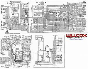 68 Corvette Wiring Schematic  68  Free Engine Image For