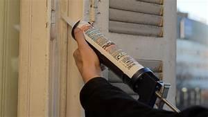 Joint Fenetre Bois : calfeutrage des fen tres par joint silicone moul ~ Premium-room.com Idées de Décoration