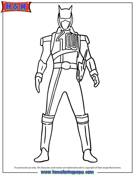 power rangers spd coloring pages getcoloringpagescom