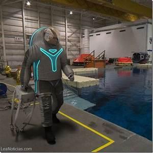 Fotos: Los súper trajes de la NASA para el viaje a Marte ...