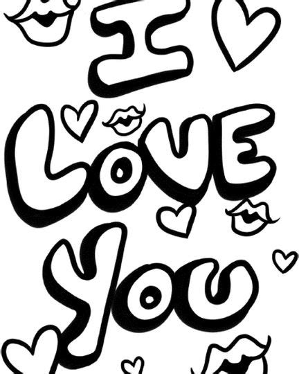 love  coloring pages  teenagers printable part