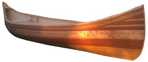 Canoe Boat by Curley Maple Canoe Heirloom Paddle Sports
