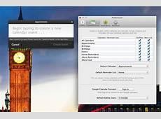 Best Calendar apps for Mac Fantastical, BusyCal, QuickCal