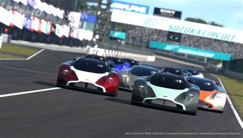 Aston Martin Dp 100 Vision Gran Turismo Is Mid Engine