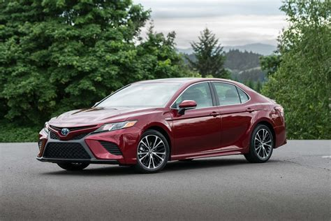 2018 Toyota Camry First Drive Review  Motor Trend