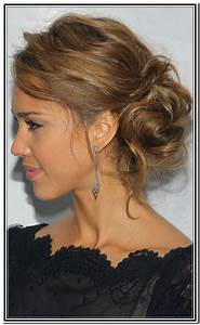 Jessica Alba Inspired Wedding Updo + Makeup | Love ...
