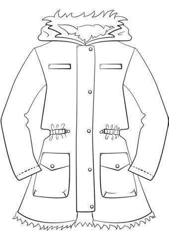 Winter Coat Drawing at GetDrawings com Free for personal