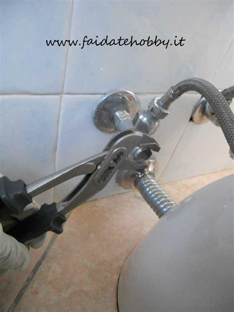 poca acqua dal rubinetto non arriva acqua calda al bidet come risolvere