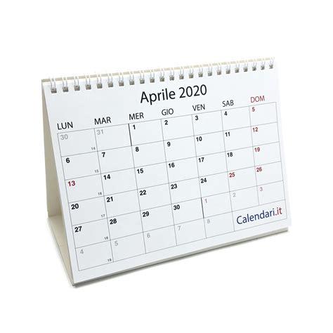 calendario tavolo caselle cm calendariit